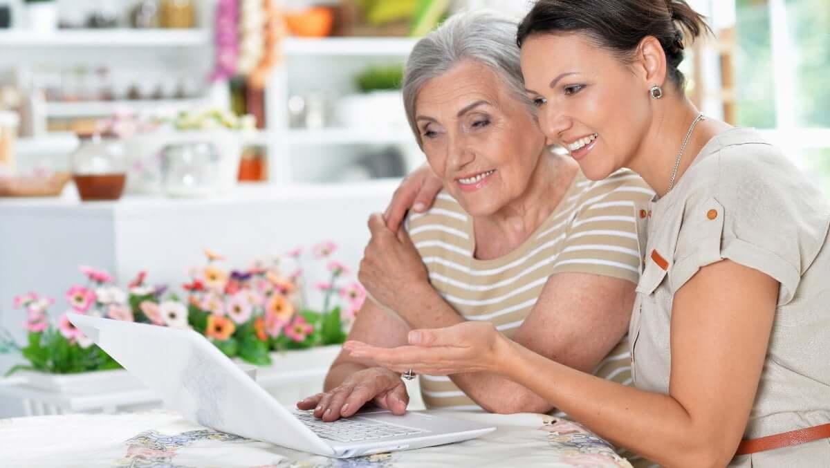 Vitassist Senioren im Web
